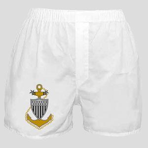 USCG-MCPO-Black-Shirt-2 Boxer Shorts