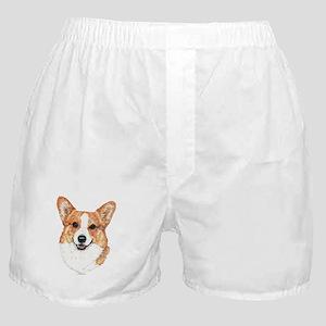 Pembroke Welsh Corgi Boxer Shorts