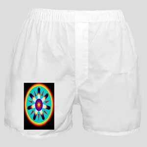 EAGLE FEATHER MEDALLION Boxer Shorts