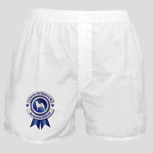 Showing Buhund Boxer Shorts