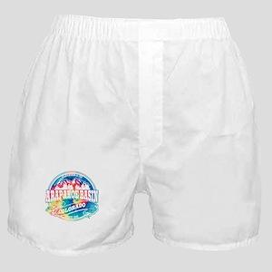 Arapahoe Basin Old Circle Boxer Shorts