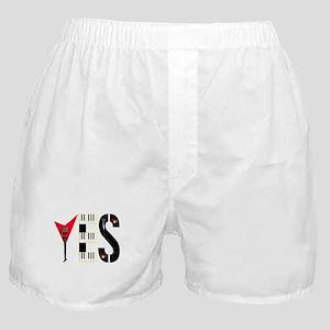 YES Boxer Shorts