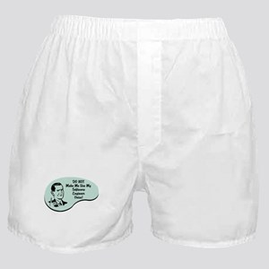 Software Engineer Voice Boxer Shorts