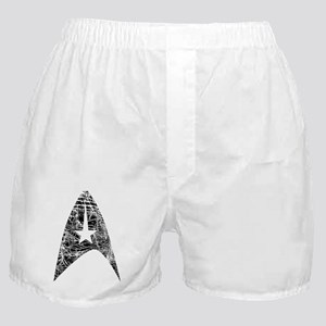 Vintage Star Trek Insignia Boxer Shorts