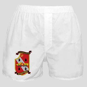 4th LAR Battalion Boxer Shorts