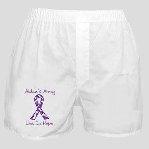 Aidan's Army Boxer Shorts