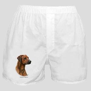 Rhodesian Ridgeback 9Y338D-044 Boxer Shorts