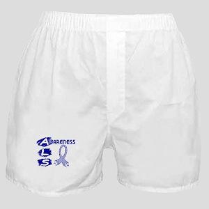 ALS Awareness Boxer Shorts