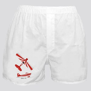 T-Shirt Front Boxer Shorts