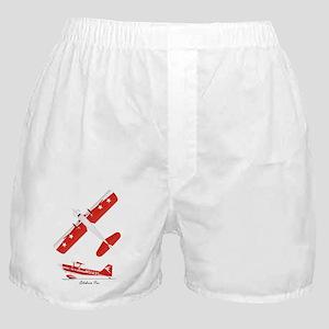 T-Shirt Back Boxer Shorts