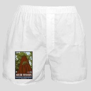 muir_woods_3 Boxer Shorts