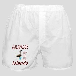 Galapagos Islands-Boxer Shorts