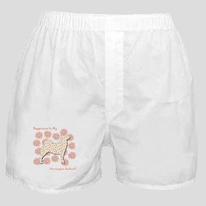 Buhund Happiness Boxer Shorts