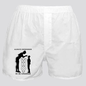 Youve Been Told Boxer Shorts