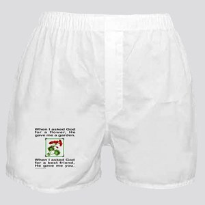 GOD GAVE ME YOU Boxer Shorts