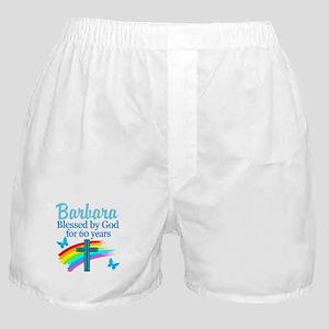 DELIGHTFUL 60TH Boxer Shorts
