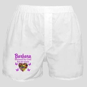 PRAYING 60 YR OLD Boxer Shorts