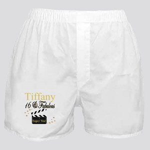 FABULOUS 16TH Boxer Shorts