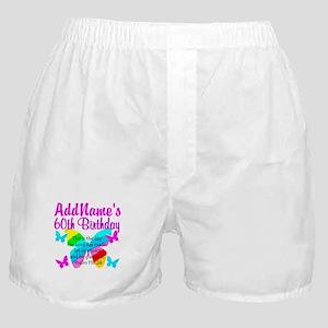 UPLIFTING 60TH Boxer Shorts
