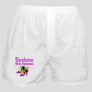 GLAMOROUS 60TH Boxer Shorts