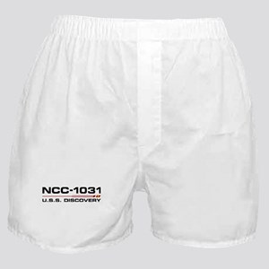 USS Discovery - Updated Boxer Shorts