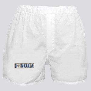 Love NOLA Boxer Shorts