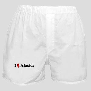 Alaska Firefigher Boxer Shorts