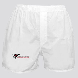 Adopt a Greyhound Boxer Shorts