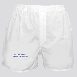 LET'S PUT THE... Boxer Shorts