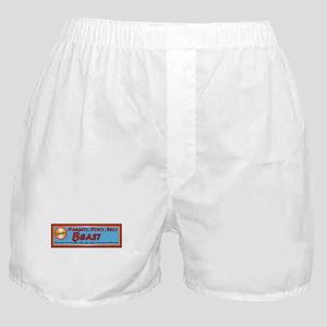 Naughty Beast Boxer Shorts