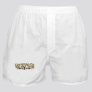 If The Dirt Aint Flyin Boxer Shorts