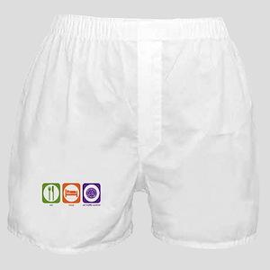 Eat Sleep Air Traffic Boxer Shorts
