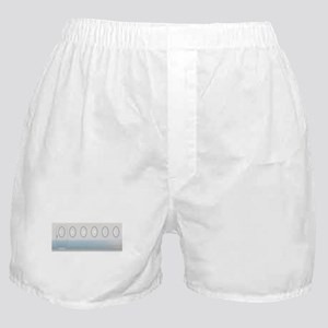Aircraft Background Boxer Shorts