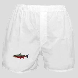 Brook Trout v2 Boxer Shorts