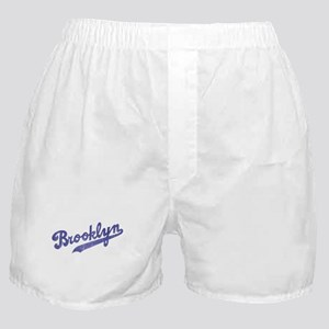 Throwback Brooklyn Boxer Shorts