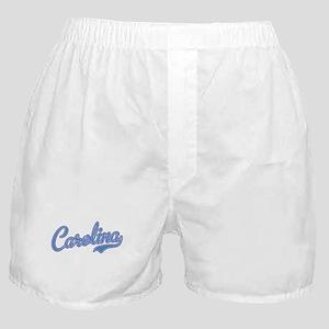 Carolina Blue Boxer Shorts