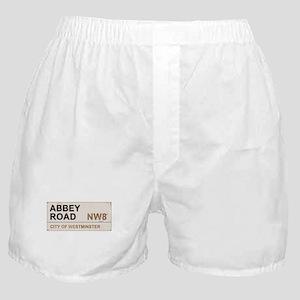 Abbey Road LONDON Pro Boxer Shorts
