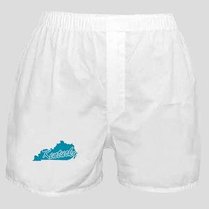 State Kentucky Boxer Shorts