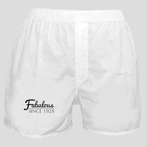 Fabulous Since 1928 Boxer Shorts