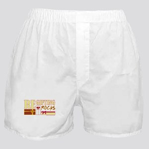 RE-GIFTING ROCKS Boxer Shorts