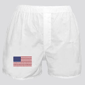 2nd Amendment Flag Boxer Shorts