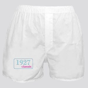 1927, 80th Boxer Shorts
