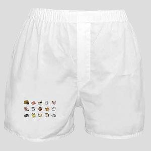 Neko Atsume Boxer Shorts