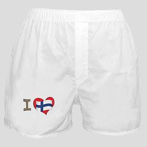 I heart Finland Boxer Shorts