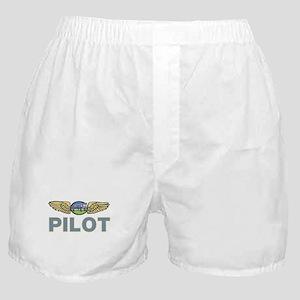 RV Pilot Boxer Shorts