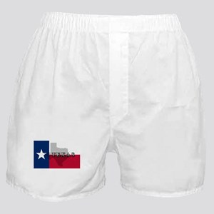 Texas Flag Extra Boxer Shorts