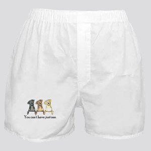 Just One Lab Boxer Shorts