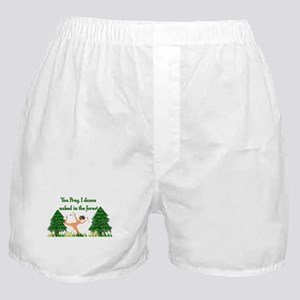 Naked Pagan Boxer Shorts