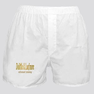 Dolittle & Loafmore retiremen Boxer Shorts