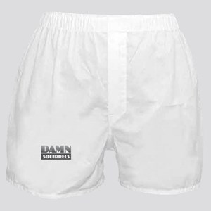 Damn Squirrels Boxer Shorts